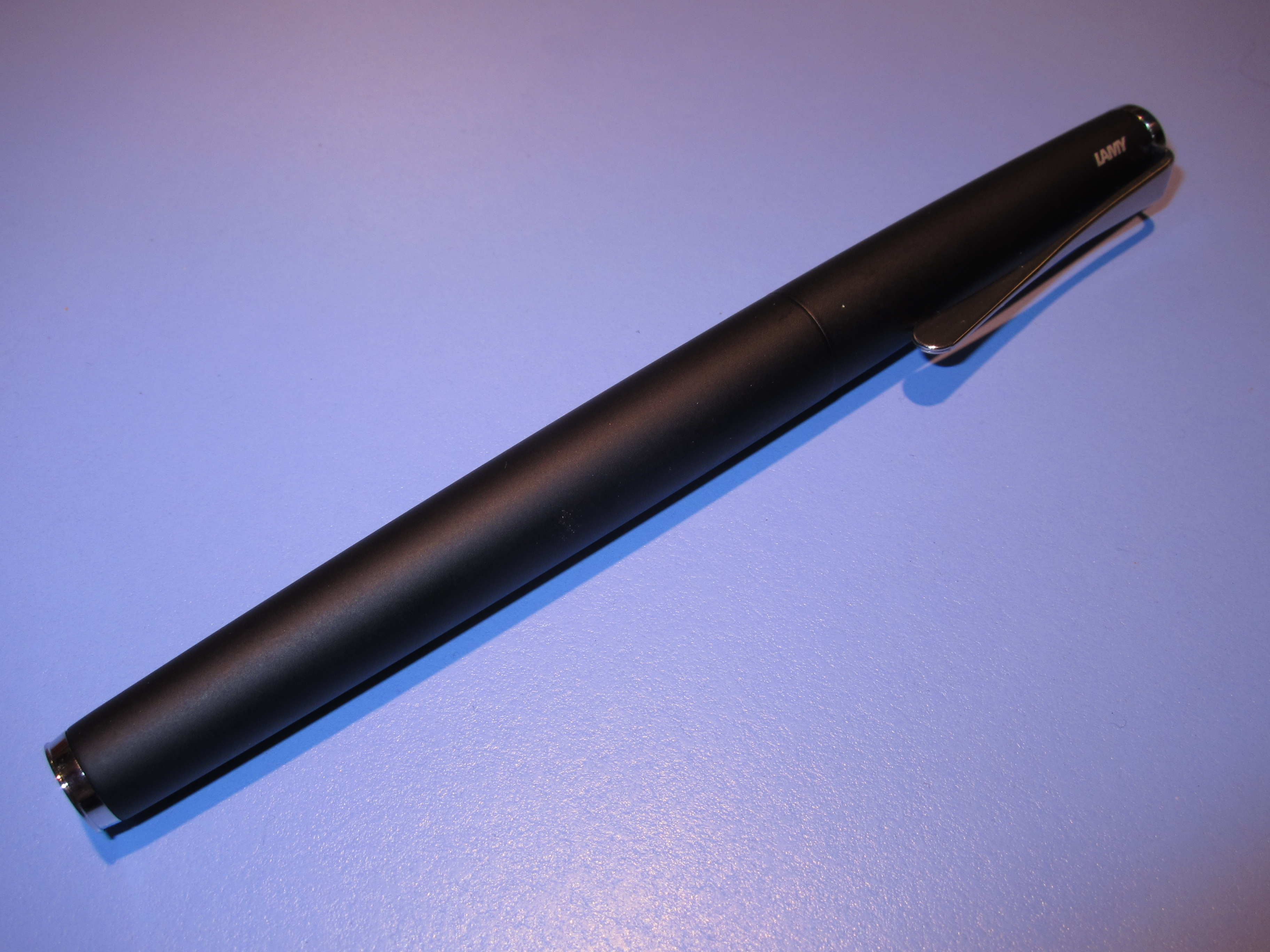 Writing Tools The Lamy Studio Fountain Pen Merry Christmas To Me